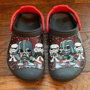 Crocs Star Wars Darth Vader Clone Troopers